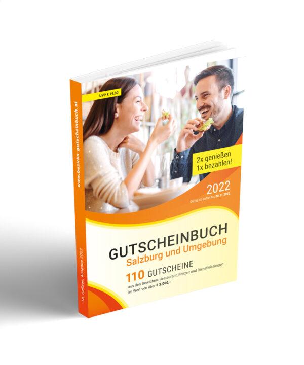 Gutscheinbuch Salzburg und Umgebung 2022